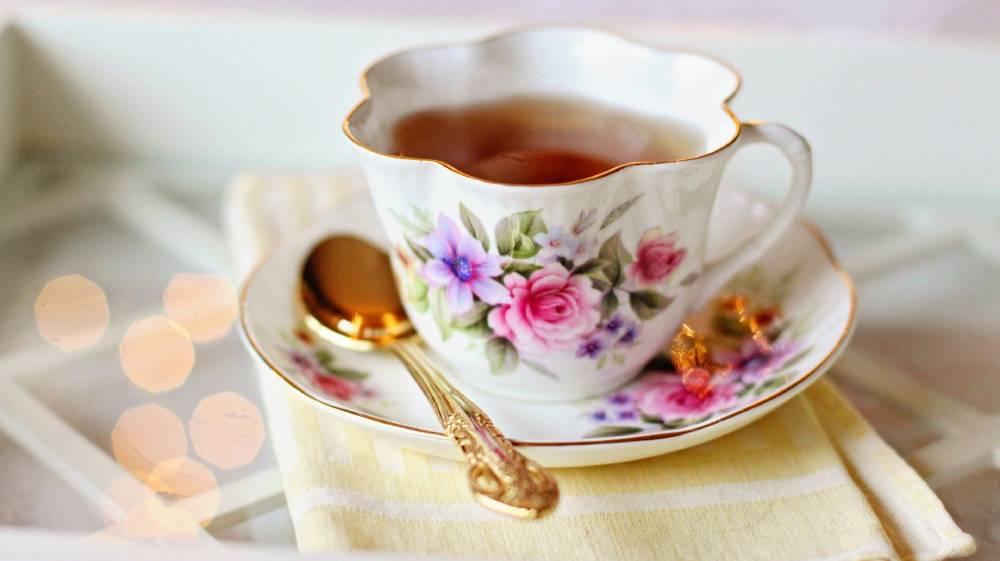čaj z kotvičníku